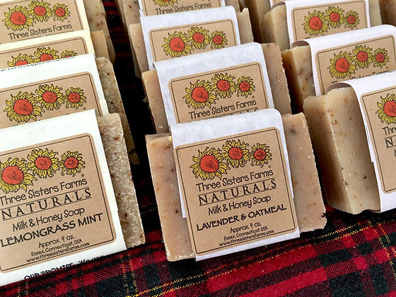 Soap Special 3 @ $12.50