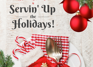 Servin' Up the Holidays