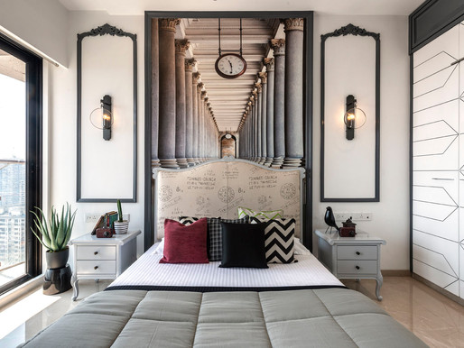 Interiors on a budget