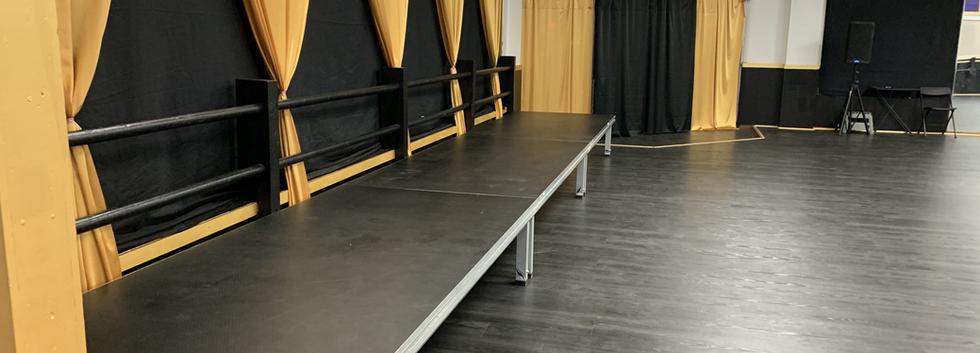 Main Studio w/Stage