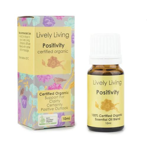 Positivity - Organic