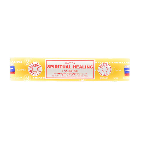SATYA Incense Spiritual Healing