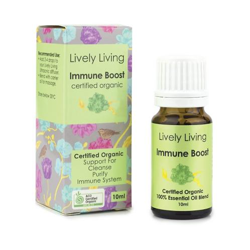 Immune Boost - Organic