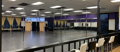 Main Studio w/Poles