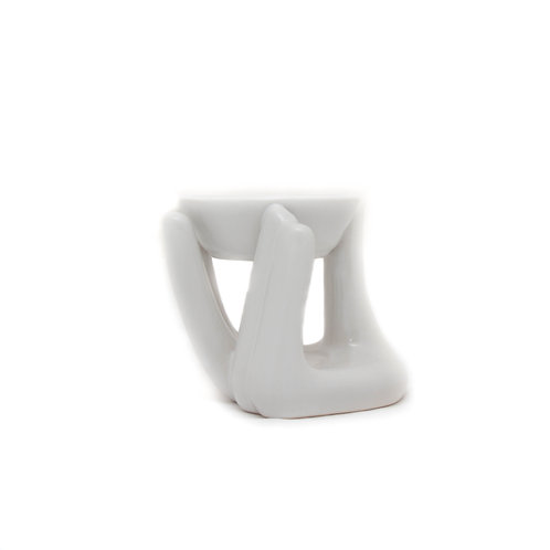 Ceramic Hand Oil Burner