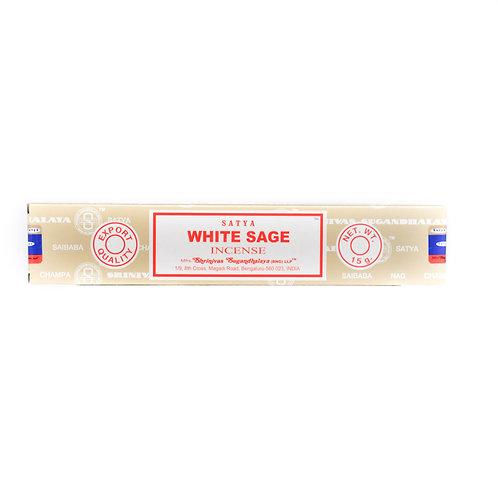 SATYA Incense White Sage