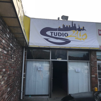 WELCOME TO STUDIO 216