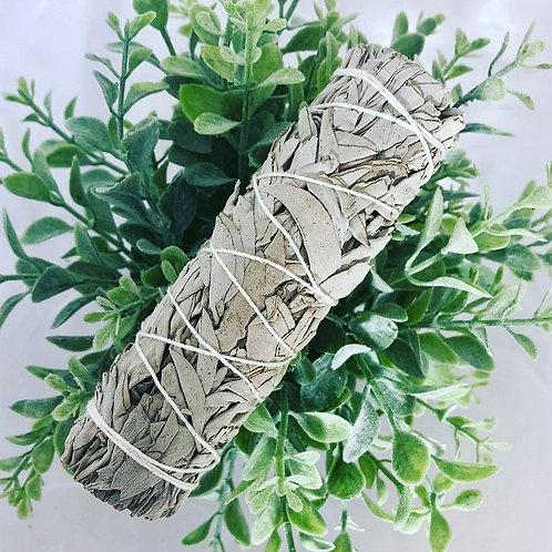 Californian White Sage Smudge Stick - Medium