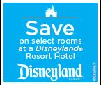 Save up to 25% at Disneyland Resort