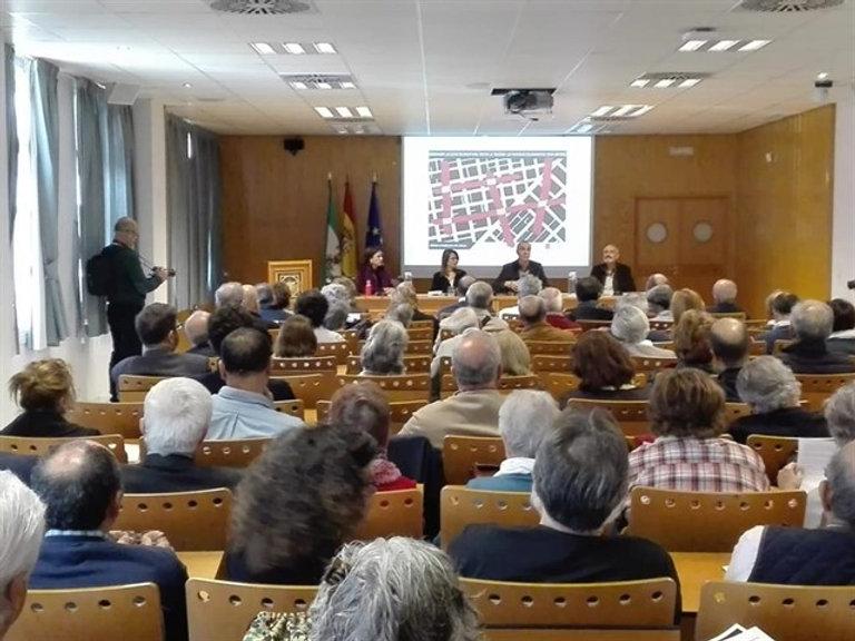 Abante Jubilar Sevilla en la Universidad Pablo de Olavide de Sevilla