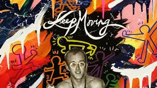 Art Print- Keith Haring