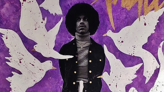 Art Print- Doves Cry