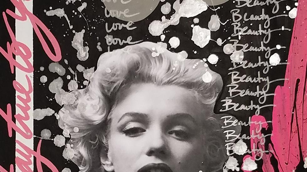 Art Print- Marilyn