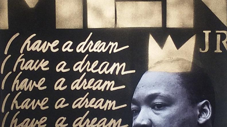 Art Print- I Have A Dream