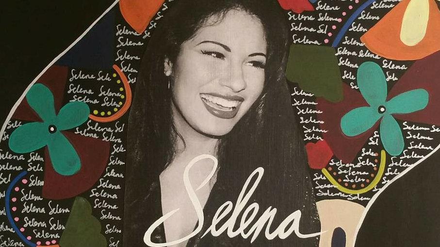 Art Print- Multicolor Floral Selena