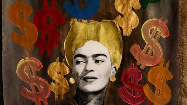 Art Print- Cash Frida