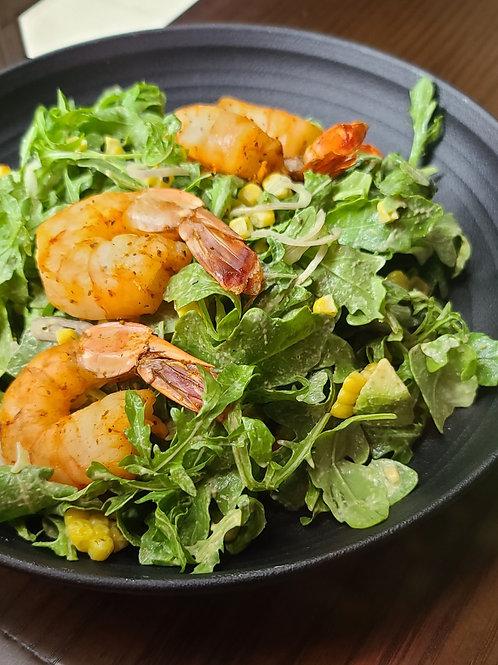 Smoked Shrimp Salad