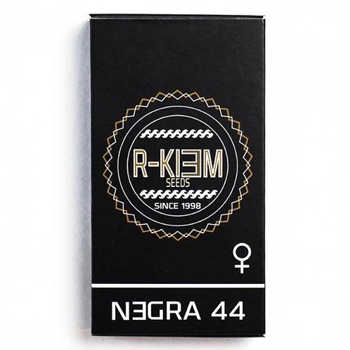 FEM - NEGRA 44 X5 UNIDADES