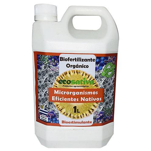 MICROORGANISMOS EFICIENTES NATIVOS 1L