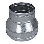 ACOPLE REDUCTOR DE METAL 100MM - 150MM