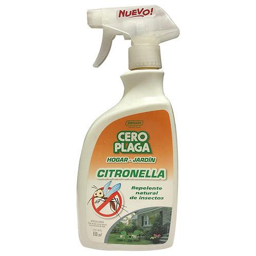CITRONELLA CERO PLAGA 650CC