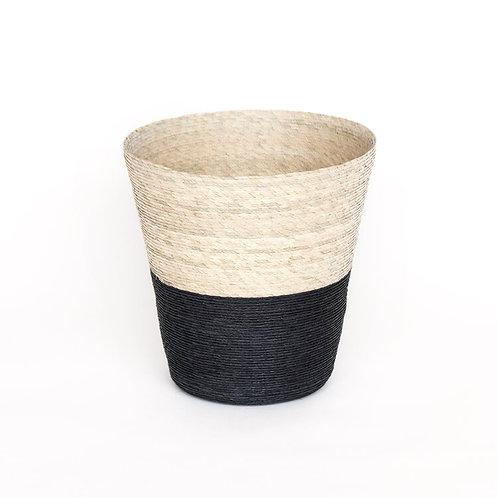 Canasta cónica - carbón