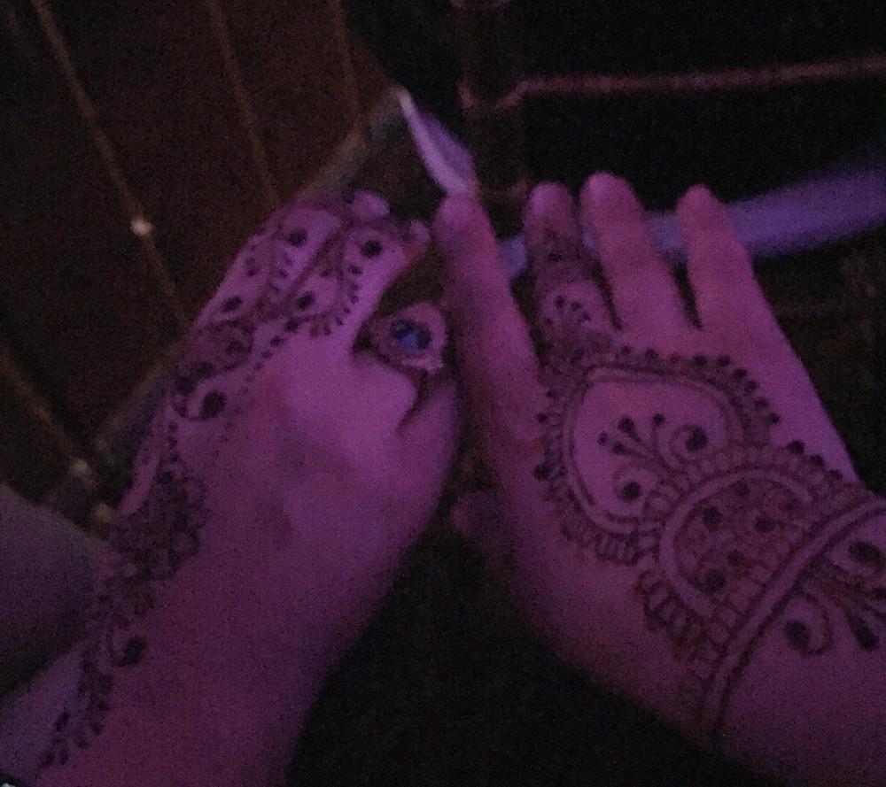 Henna by Natasha