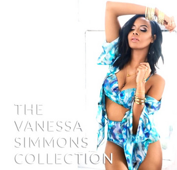 Vanessa Simmons Naked Princess Collection Launch Party