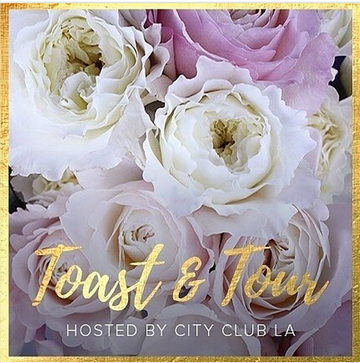 Toast & Tour 2018 City Club, Los Angeles