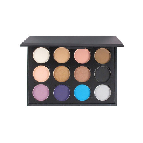 12 Color Eye Shadow Palette