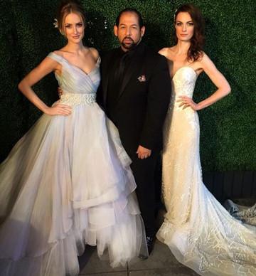 JLM Lazaro Bridal