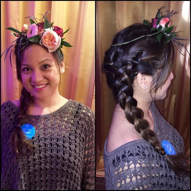 Instagram - #flowercrowns#braids#beauty#boho #hotelmaya#pixiespetals@pixiespetal