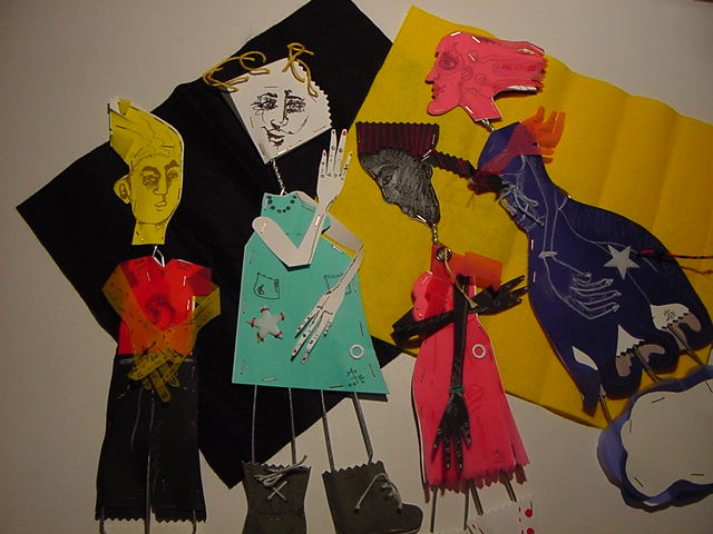 dolls paper