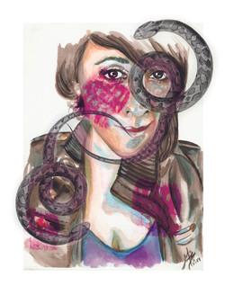 Karime,snakes.