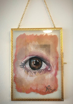 Eye/pink