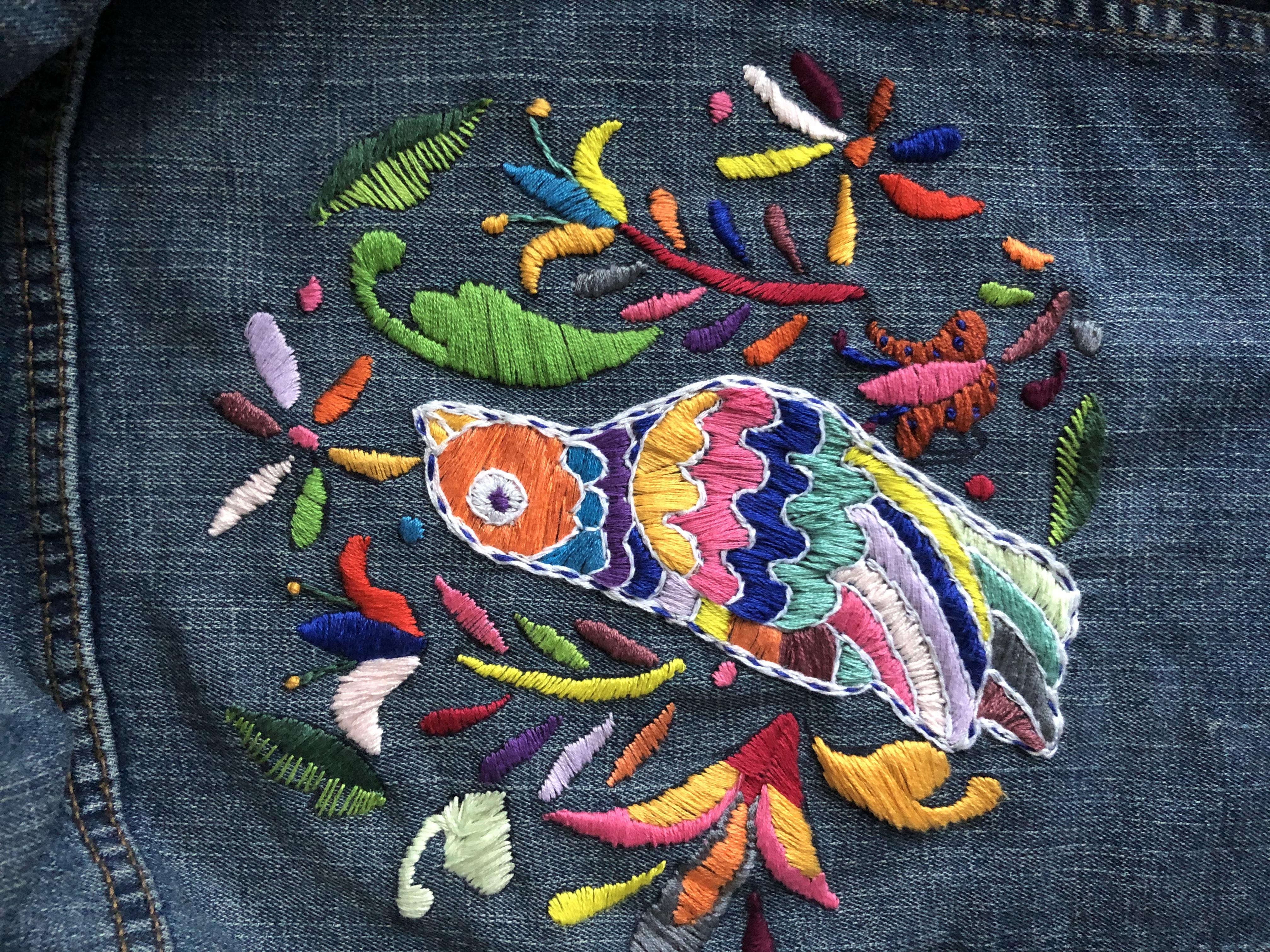 Otomi style, Jacket