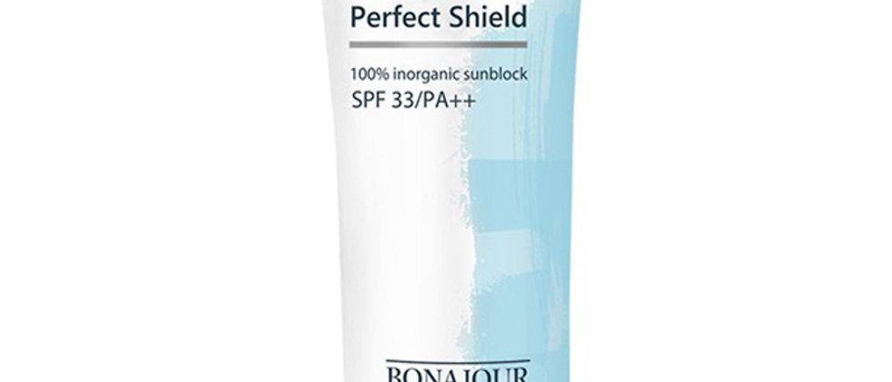 Bonajour, daily mineral mild sun shield 35ml, 33++