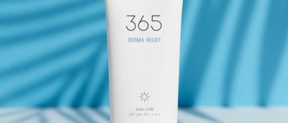 Roundlab, 365 Derma Relief 50ml, 50+++