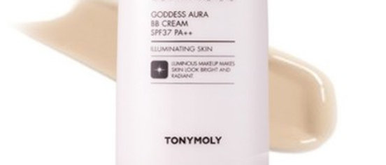 Tonymoly, Luminous Goddess Aura BB 45g 37++