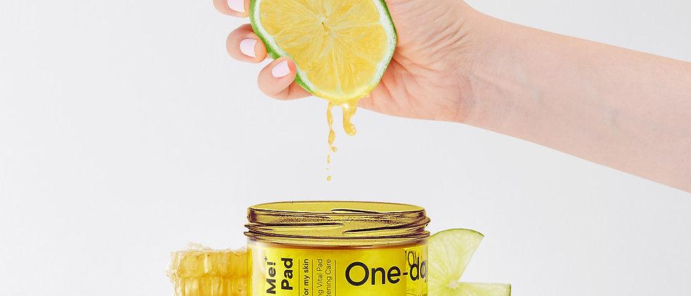 OneDay's, Honey-C Pads 60 EA 125ml