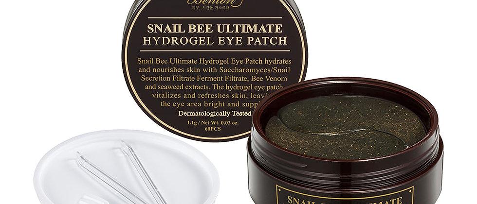 Benton, Snail Bee Hydrogel Eye Patch 1.1g, 60 patch