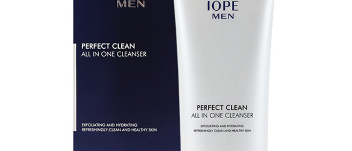 IOPE, Men Cleanser All-in-One 125ml