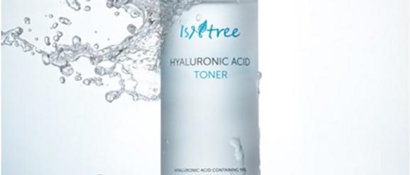 IsNTree, Hyaluronic Acid 50% Toner 200ml