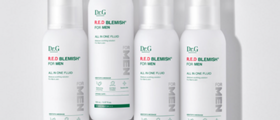 Dr.G, Red Blemish All-in-one Fluid 150ml