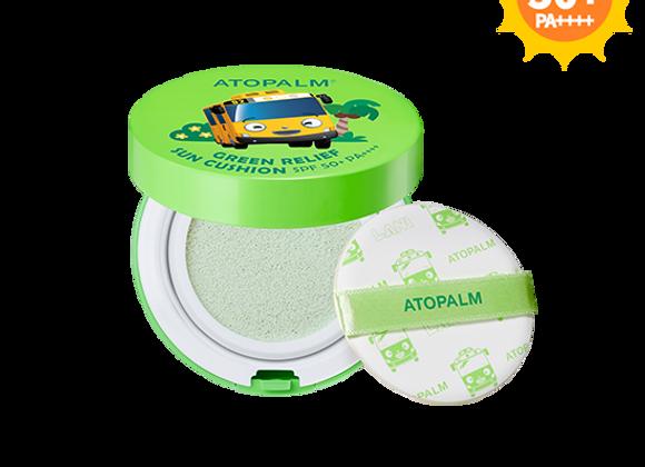 Atopalm, Green Relief Sun Cushion 50++++ 13g
