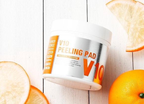 BRTC V10 Vitamin Peeling Pad (80 pads) 165ml