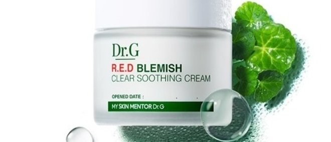 Dr.G, Red Blemish Clear Soothing Cream 70ml
