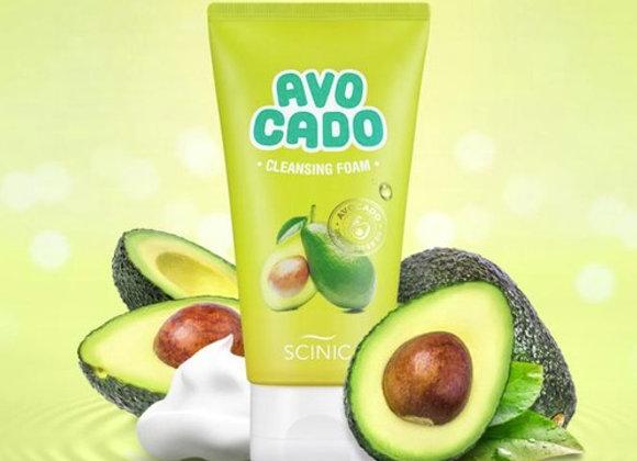 SCINIC Avocado Cleansing Foam 150ml
