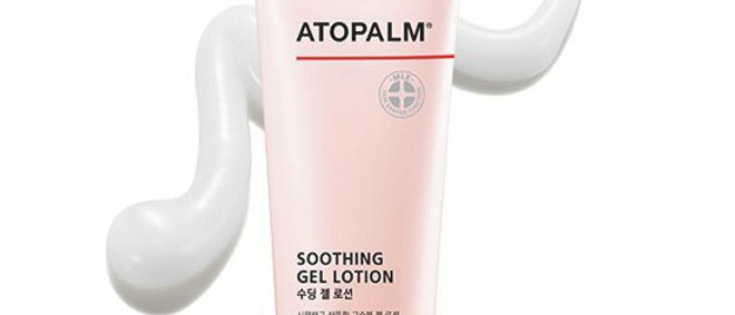 Atolpalm, Soothing Gel Lotion 120ml