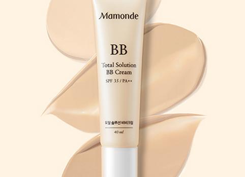 Mamonde, Total Solution Blemish Balm 45ml, 35 ++